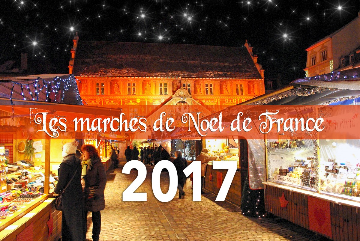 Les dates des march s de no l en alsace et en france mon - Marche de noel thann ...