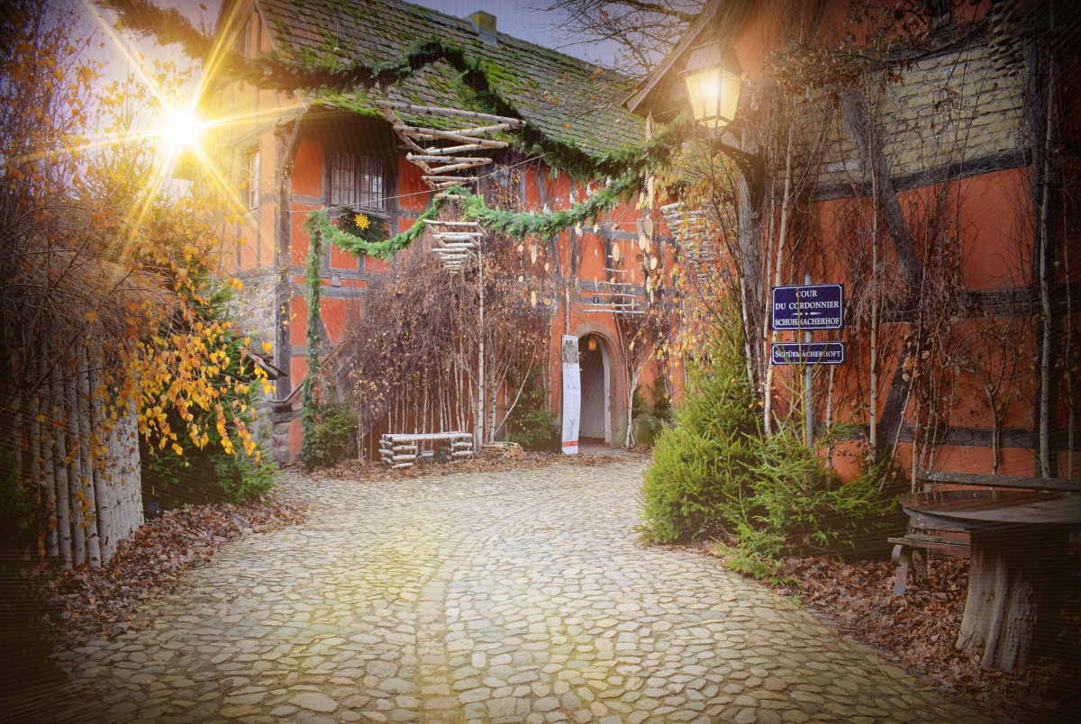 Un Noël d'antan à l'Ecomusée d'Alsace © French Moments